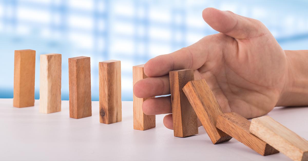 10 regler for usikkerhetsstyring