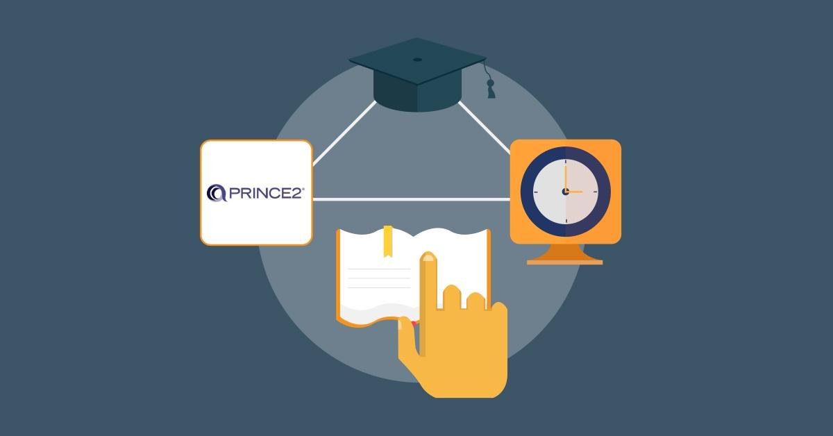Så mye tid bruker du på å ta en PRINCE2-sertifisering