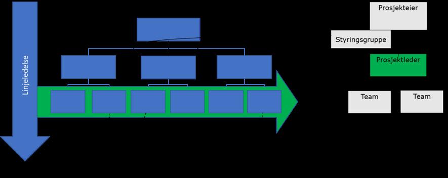 Organisering av styringsgrupper