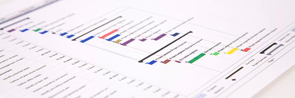 Planlegging vs. reell planlegging