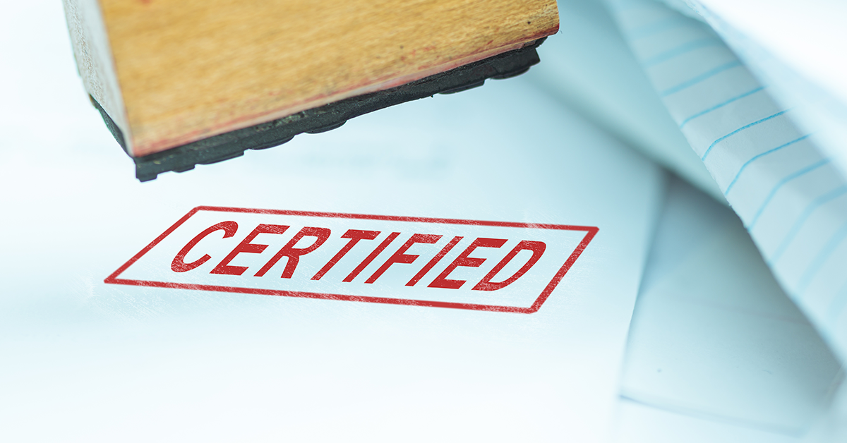Slik får du en sertifisering i prosjektledelse